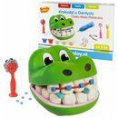 Smily Ciasto masa plastyczna krokodyl u dentysty (5905375833466)
