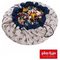 Play&go  worek na zabawki/mata do zabawy - anchor