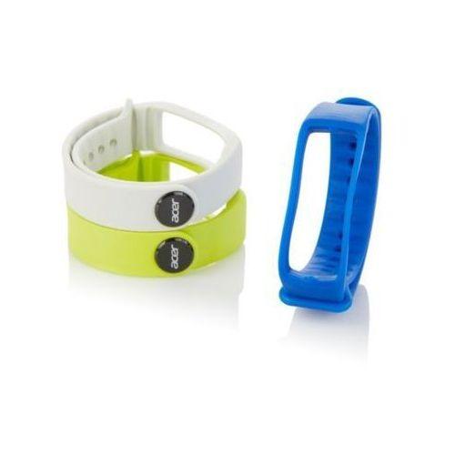 Opaski wymienne do Acer Leap (Niebieska, biała i zielona) kompatybilna z Leap Plus and Liquid Leap