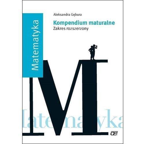 Matematyka Kompendium maturalne / zakres rozszerzony, oprawa miękka