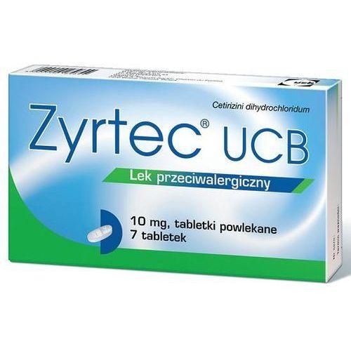 Zyrtec 10 mg x 7 tabl