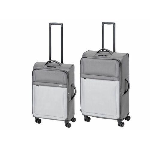 Topmove® zestaw walizek podróżnych, szary, 2 sztu