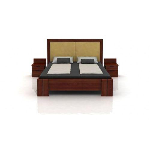 łóżko Sosnowe Kronoberg High Visby