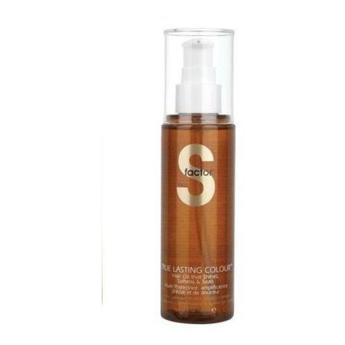 S-Factor True Lasting Colour termoochronny olejek do włosów farbowanych 100ml