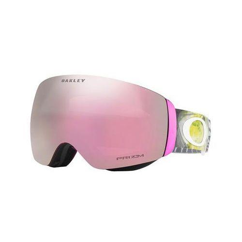 Gogle narciarskie oakley oo7064 flight deck xm 706465 Oakley goggles