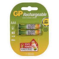 GP Battery Akumulator 65AAAHC AAA 2szt. (65AAAHC-UC2) Darmowy odbiór w 21 miastach! (4891199043147)