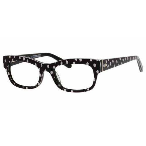 Okulary korekcyjne karena 0fc1 00 Kate spade