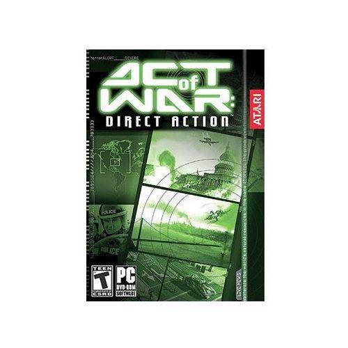 Act of war: direct action - k01289- zamów do 16:00, wysyłka kurierem tego samego dnia! marki Atari