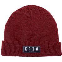 czapka zimowa KREW - Cuff Cardinal (CAR)
