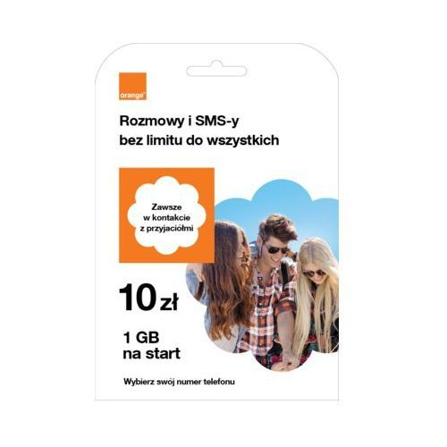 Orange Starter yes 10 (5907441061100)