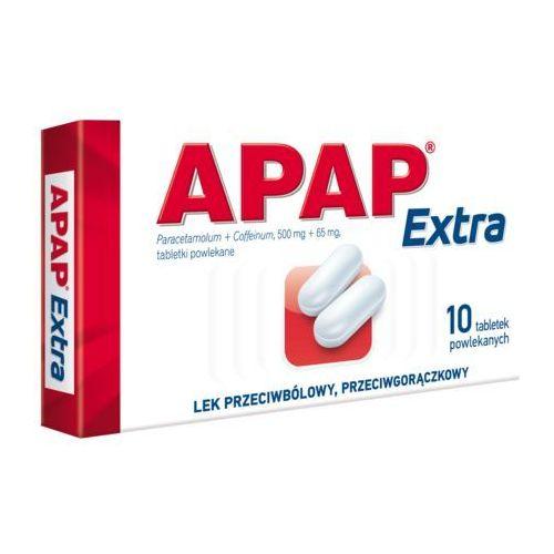Apap Extra 10 tabl. CC