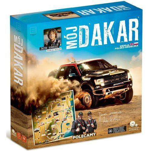 Mój Dakar gra planszowa