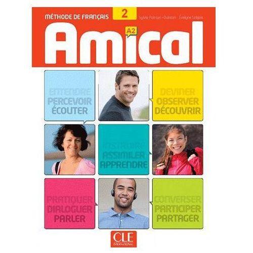 Amical 2 podręcznik CD audio klucze i transkrypcje (2011)