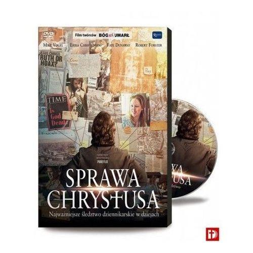 Sprawa chrystusa - film dvd Praca zbiorowa