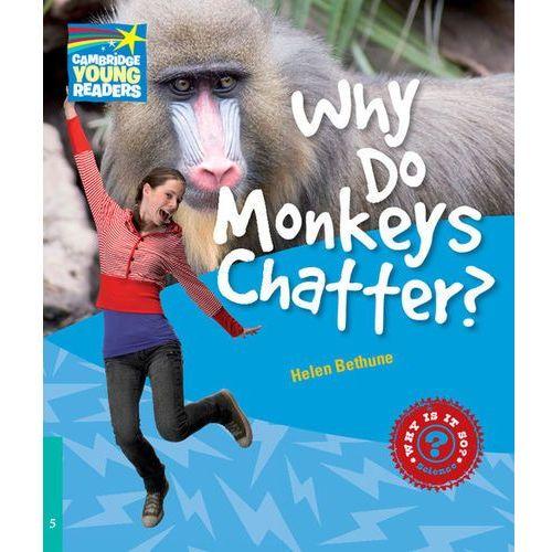 CYRF Why Do Monkeys Chatter? (lp), Cambridge University Press