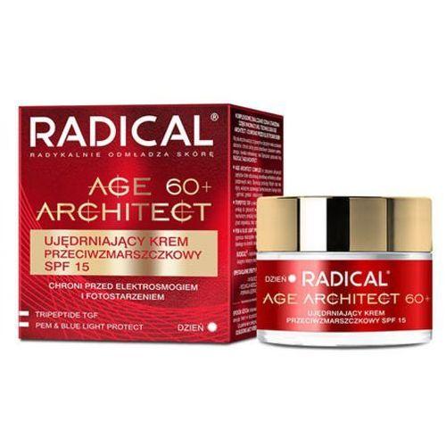 Radical age architect 60+ ujędrniający krem przeciwzmarszczkowy spf15 Farmona - Promocja