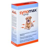 Synomax 275 ml syrop dla psów marki Medivet