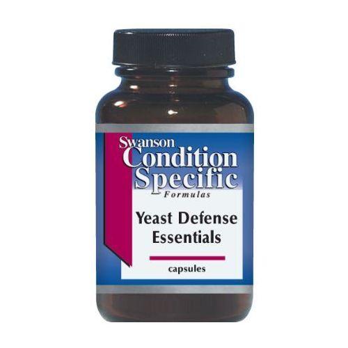 Swanson Yeast Defense Essentials (Candida) 120 kaps