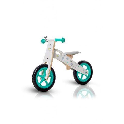 """Kinderkraft Rowerek biegowy 12"""" 5y30b3"""