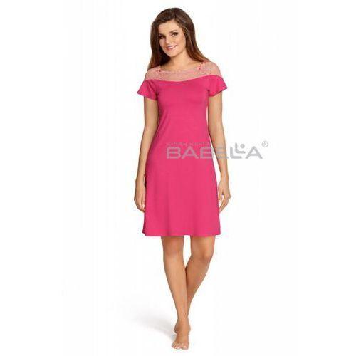 4905942a2f8e36 Koszula nocna model laurencja light fuksja (babella) - sklep ...