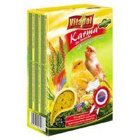 VITAPOL Karma dla kanarka wybarwiająca żółta