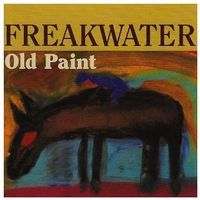 Thrill jockey Freakwater - old paint