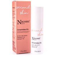 Nacomi next level second skin regenerujące serum z ceramidami 5% 30ml