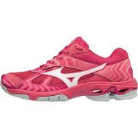 Mizuno buty do siatkówki damskie Wave Bolt 7 Azalea Wht Camelliarose 37.0