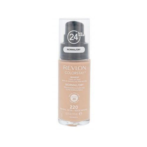 Revlon colorstay normal dry skin podkład 30 ml dla kobiet 220 natural beige