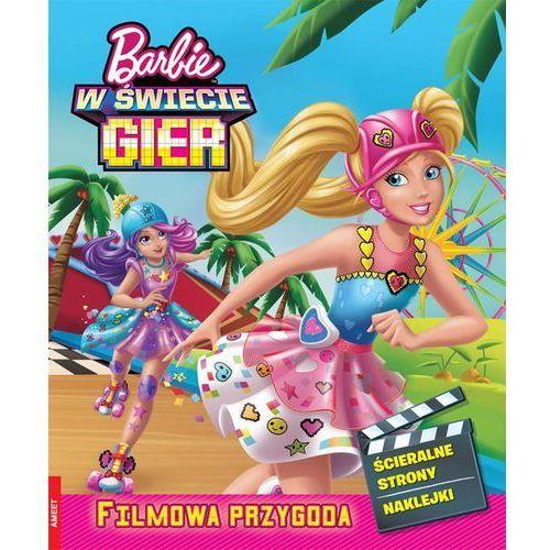 Barbie w świecie gier Filmowa przygoda SSF-101 - Jeśli zamówisz do 14:00, wyślemy tego samego dnia. Darmowa dostawa, już od 99,99 zł. (9788325325022)