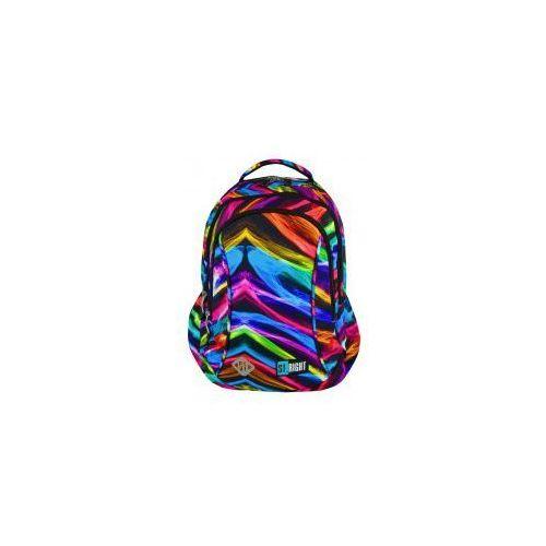 0050abd39f99d St.-majewski Plecak młodzieżowy 2018 new illusion bp-26 st.right gratis