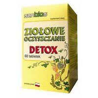 Ziołowe oczyszczanie DETOX - Oczyszcza wątrobę, krew, nerki i cały organizm
