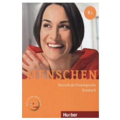 Menchen B1 Podręcznik + DVD-ROM (200 str.)