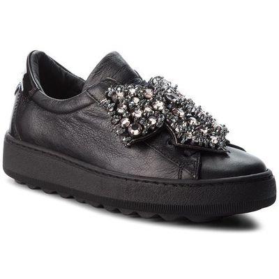 aae002ee3bc8c Sneakersy PHILIPPE MODEL - Madeleine VBLD MF02 Metal Bow Noir