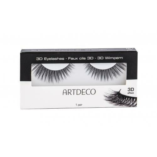 Artdeco 3d eyelashes sztuczne rzęsy 1 szt dla kobiet 90 lash goddess - Promocja