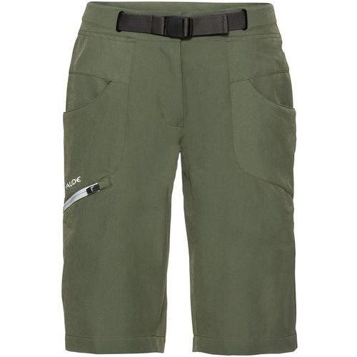 fa49b54b60fe VAUDE Skarvan Spodnie krótkie Kobiety oliwkowy 34 2018 Szorty syntetyczne  (4052285607029)
