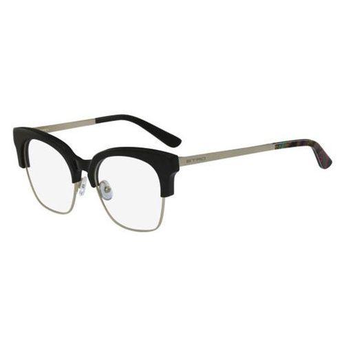 Etro Okulary korekcyjne et 2113 001