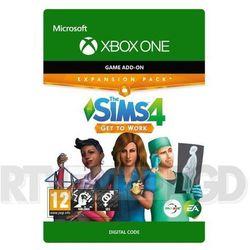 The Sims 4 - Witaj w Pracy DLC [kod aktywacyjny] Xbox One