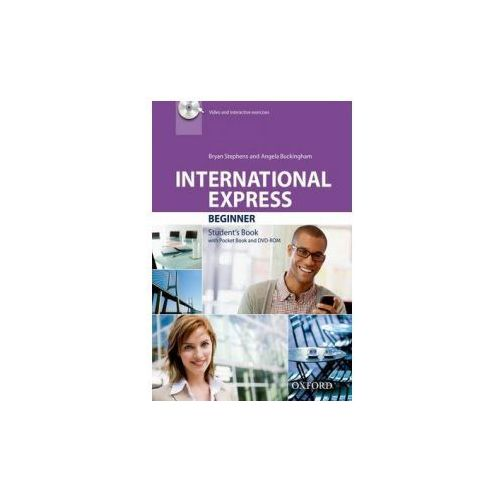 International Express: Beginner: Student's Book Pack (9780194576697)