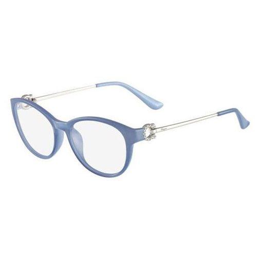 Okulary korekcyjne sf 2704r 402 Salvatore ferragamo
