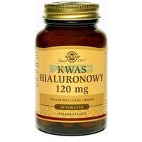 SOLGAR Kwas hialuronowy Biocell Collagen II, 30 tabletek