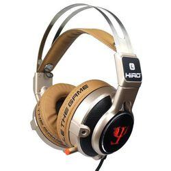 Słuchawki dla graczy HIRO Psi Czarny