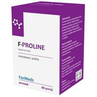 F- PROLINE FORMEDS, L-PROLINA, 60 PORCJI