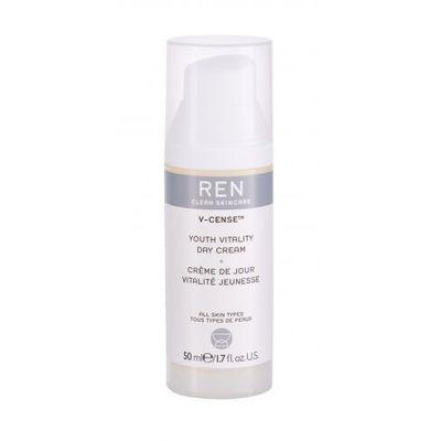 Kremy na dzień Ren Clean Skincare