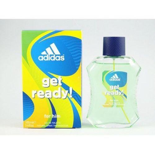 Adidas Get Ready! Men 100ml EdT