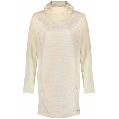 Sukienka BENCH - Indispensable Cream (CR042) rozmiar: XL, kolor żółty