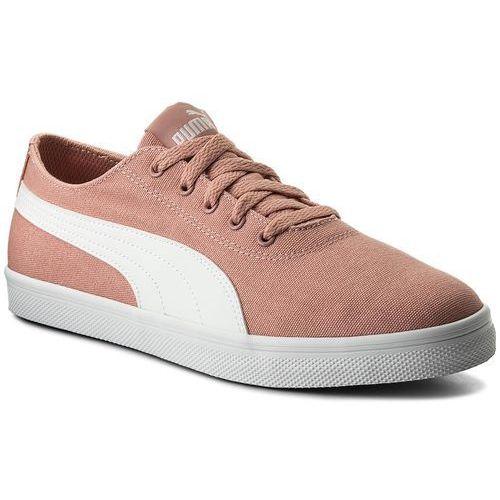 Sneakersy PUMA - Urban 365256 05 Peach Beige/Puma White, kolor różowy