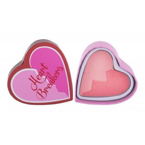 I Heart Revolution Heartbreakers Matte Blush róż 10 g dla kobiet Brave - Sprawdź już teraz