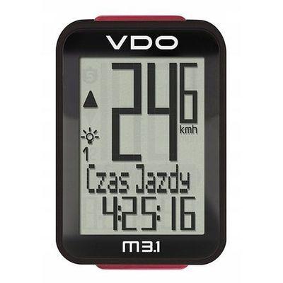 Liczniki rowerowe VDO Mike SPORT