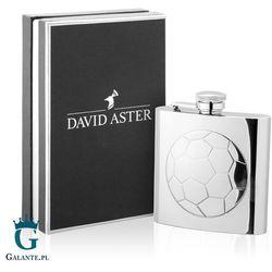 Piersiówki David Aster - Made In England Galante